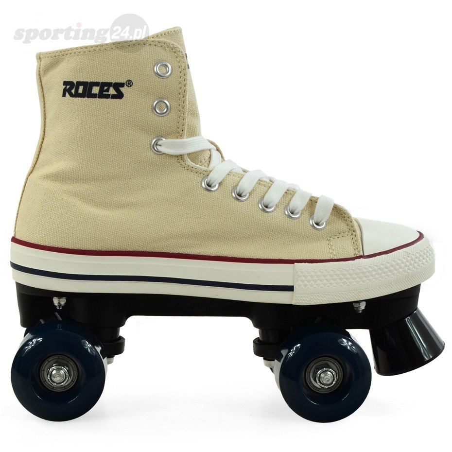 Wrotki Roces Chuck Classic Roller kremowe 550030 07 Roces