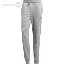 Spodnie adidas Essentials Tapered French Terry szare BK7432 Adidas