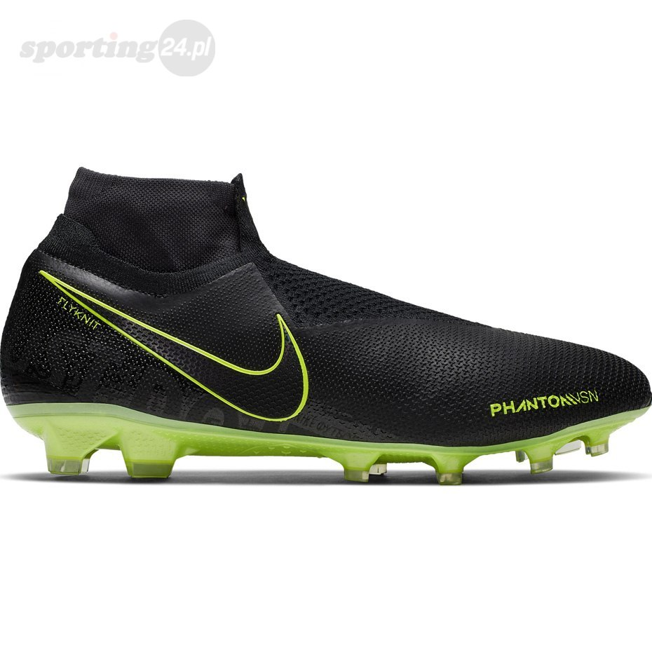 Buty piłkarskie Nike Phantom VSN Elite DF FG AO3262 007 Nike Football