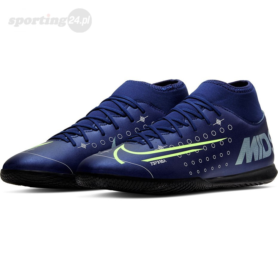 Buty piłkarskie Nike Mercurial Superfly 7 Club MDS IC BQ5462 401 Nike Football