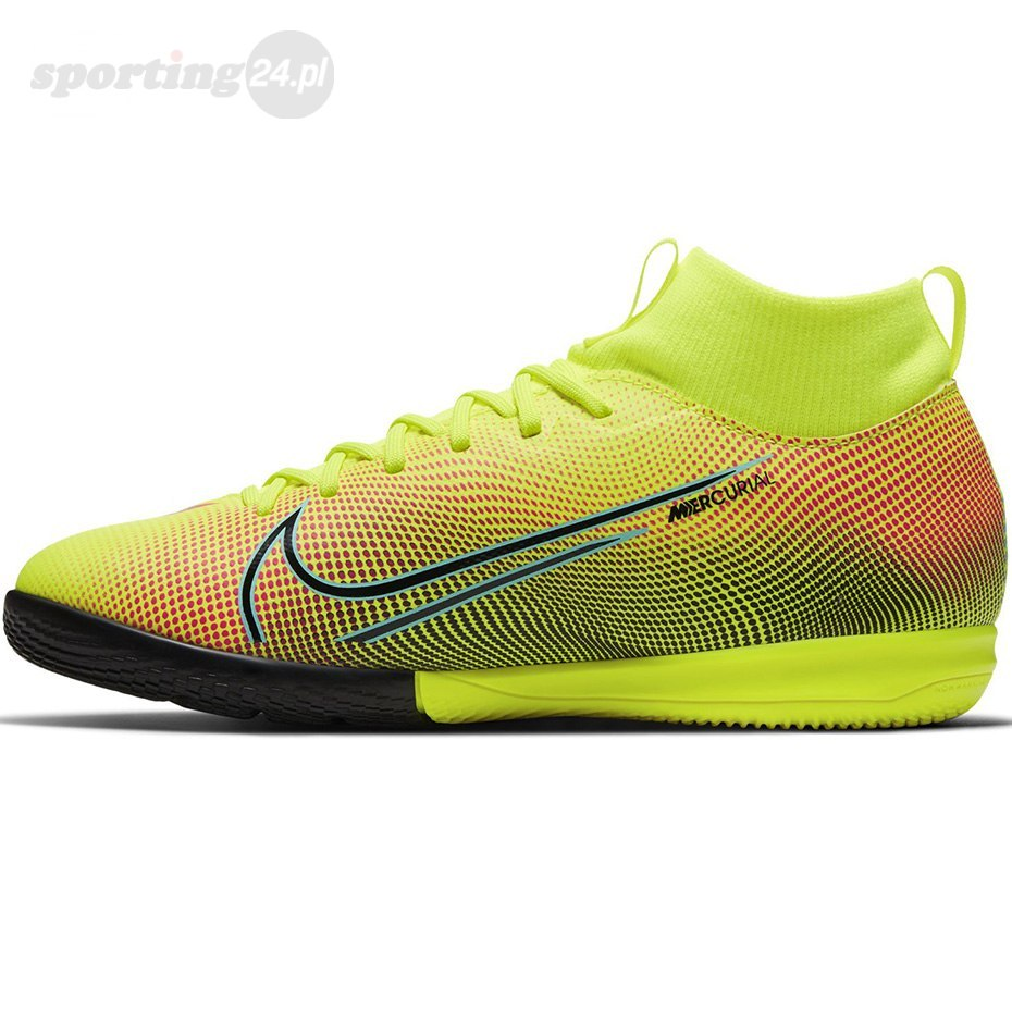 Buty piłkarskie Nike Mercurial Superfly 7 Academy MDS IC JUNIOR BQ5529 703 Nike Football