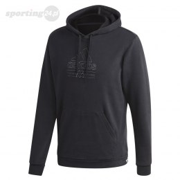 Bluza męska adidas Brilliant Basics Hooded czarna GD3831 Adidas