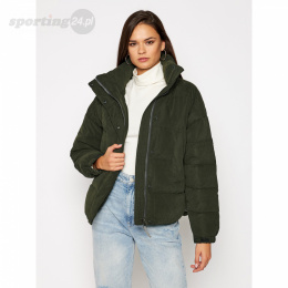 KURTKA DAMSKA LEE PUFFER PUFFER JACKET IN SERPICO GREEN