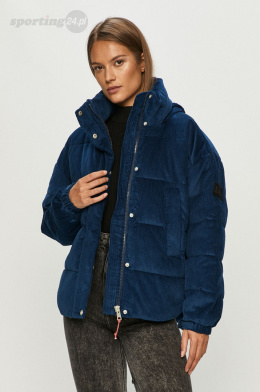 KURTKA DAMSKA LEE PUFFER WASHED BLUE