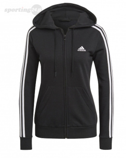 BLUZA DAMSKA ADIDAS GL0792 3-STRIPES FRENCH TERRY CZARNA